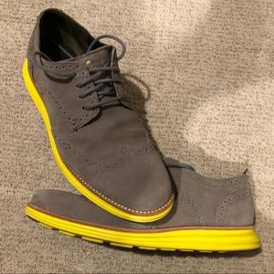Cole Haan Wing Tips